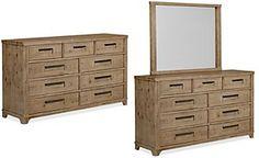 Summerside 9-Drawer Dresser macys