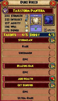 52 Best Wizard Pet Family Tree Images Family Trees Wizard101 Unicorn