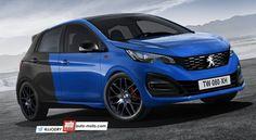 Future Peugeot 208 et toutes les nouveautés du Lion à venir (2017-2019) - Auto moto : magazine auto et moto