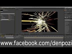 After Effects実践講座43 パーティクルアニメーション(Particle animation) - YouTube