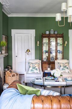 610 Color Green Rooms I Love Ideas In 2021 Green Rooms Interior Interior Design