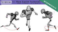 Run Cycle - Tutorial