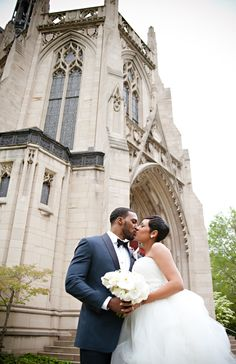 A Classic, Modern Wedding in Pittsburgh, PA