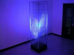 3D LED RGB Arduino Cube Tower