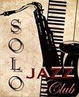 Solo Jazz Club by Kelly Donovan
