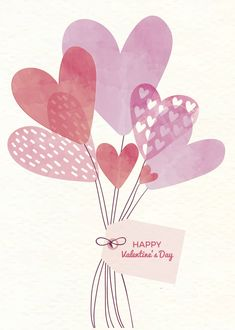 Free Printable Cute Valentines Day Cards & Greeting Cards