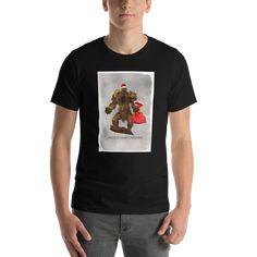 Gloomhaven Have a Gloomy Christmas - Christmas Unisex Tshirt - Black / M
