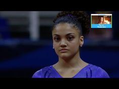 Laurie Hernandez All-Around Day 1 Olympic Trials | LIVE 7-8-16 - YouTube