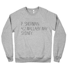 6af6566e80ce P. Sherman Pullover Sweater Finding Nemo - Limited Edition - American  Apparel Unisex Sizes S