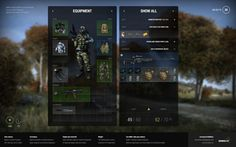 mmo inventory system sleek - Google Search