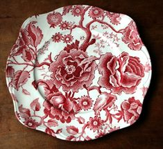 Johnson Brothers pattern English Chippedale - Google Search