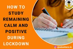 For those who are studying from home, it might get a little boring or confusing at times as you won't be following your regular routine. Here are some tips for all students to stay calm and positive during this tough time.  ★·.·´¯`·.·★ follow @motivation2study for daily inspiration