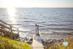 The South's newest wedding destination, Tybee Island, Georgia!
