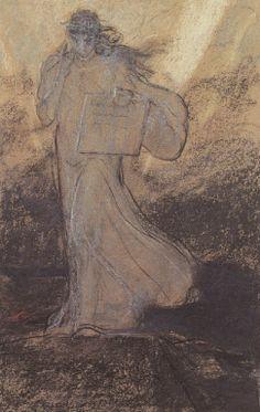 The Glory Of Psara Poster by Gyzis Nikolaos Klimt, Fine Art Posters, Painting People, Greek Art, Historical Art, Office Art, Blue Art, Poster Making, Vintage Posters
