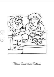 Resultado de imagem para dia dos avós educação infantil
