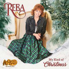 Reba McEntire - My Kind of Christmas CD  http://shop.crackerbarrel.com/music-movies-books/music/country-today/reba-mcentire-my-kind-of-christmas-cd/554370