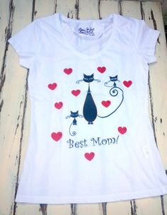 Best Mom Shirt, Funny Woman Shirt, Lovely Best Mom Shirt, Best Mom Rhinestones Shirt by PinkAndBlueSugar on Etsy