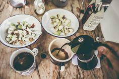 Breakfast on the road | Italy, 2015Photo: @ollyjelley