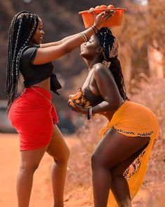 Thick Black Women Got Curvy Bodies! - Thicky Thick Edition (Unlimited Pictures of Booty) - Black Women Black Girls Rock, Black Girl Magic, African Beauty, African Fashion, Dark Skin Beauty, Black Beauty, Beautiful Black Girl, Beautiful Beach, Black Girl Aesthetic