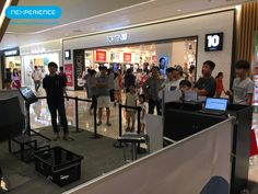 NEXPERIENCE POP-UP at LOTTE WORLD MALL, SOUTH KOREA Get more info : http://www.nexperiencevr.com