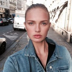 Romee Strijd - Country: The Netherlands About her: The golden-tressed Dutch model is a runway staple, scoring spots from Chanel to Louis Vuitton and finally Victoria's Secret in 2014. She's also a workout aficionado with a routine that includes SLT, Ballet Beautiful, Pilates, and boxing.