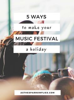 Music Festivals | UK Travel | Festival Holidays | Camping | Glamping