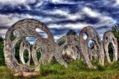 Geocaching > Screaming Skulls, Burk's Falls, ON Treasure Hunting, Cross Country Skiing, Geocaching, Hot Tubs, Get Outside, Ontario, Skulls, Mount Rushmore, Addiction