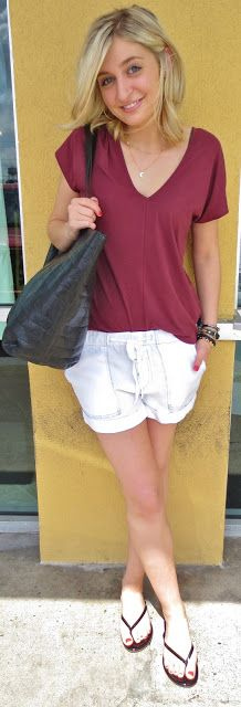 French Cuff Boutique: Daily Fashion Flash: Cool and Casual