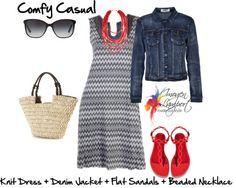Comfy Casual Denim Jacket