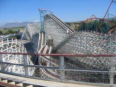 Colossus, Six Flags Magic Mountain