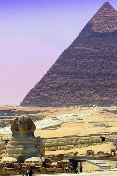 Giza, Egypt. Literally one of my top places to visit.-I've always wanted to go to egypt since we started learning about it in 6th grade. Maybe one day....