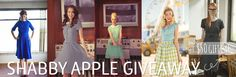Shabby Apple Giveaway. Chance to win a $50 giftcard on Candypow!