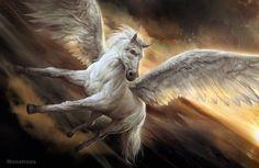 Pegasus by Sutthiwat Dechakamphu