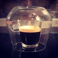 Caffè sicuro - Espresso #caffè #caffee #cafee #caffècoperto #caffèsicuro #colazione #primacolazione #sveglia
