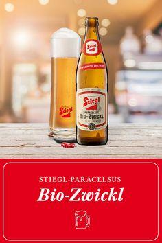 Das Zwickl ist ein naturbelassenes, unfiltriertes Bier, das alle wertvollen Inhaltsstoffe enthält. Frisch aus dem Lagertank, direkt in die Flasche. #prost  Stiegl | Bier | Beer | Salzburg | Österreich | Trinken | Getränke | Bio | Zwickl | Deutschlandversand | Deutschland Corona Beer, Beer Bottle, Advertising, Salzburg Austria, Flask, Lemonade, Brewing, Beer, Drinking