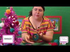Show Manual 218 (Estambres/Crochet/Corona Navideña)