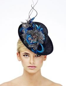 Rosie Olivia Millinery SS 2015 | Ulala. To see the source оf this item click on the picture. Please also visit my Etsy shop LarisaBоutique: https://www.etsy.com/shop/LarisaBoutique Thanks!