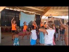 Danse du camping - Yelloh! Village au Lac de Biscarrosse