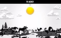 FK AGENCY #webdesign #inspiration #UI #Big Background Images #jQuery #Single page #Typography #CSS3 #Fullscreen #Animation #HTML5 #Video #Unusual Navigation #Portfolio #Graphic design #Parallax #Black #Silver #Yellow