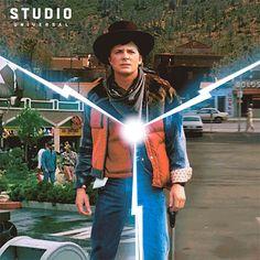 Back to the Future - Trilogy / Zurück in die Zukunft - Trilogie / Marty McFly ~ Gif