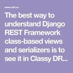 8 Hình ảnh Django Rest Framework đẹp nhất trong 2018 | Linux, Maine