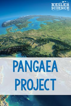 Pangaea project - Students are to create a new world that shows Alfred Wegener's 3 key pieces of evidence that he used to come up with for the Continental Drift Theory. Earth Science Lessons, Earth And Space Science, Earth From Space, Science Resources, Science Activities, Science Ideas, Montessori Science, Science Labs, Science Projects