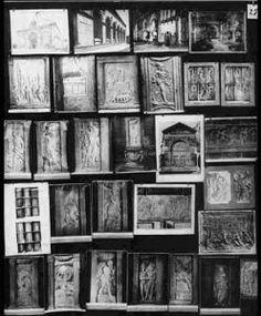 Atelier II Multimédia » Aby M. Warburg, «Mnemosyne-Atlas», 1924 – 1929
