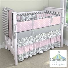 Nursery Designer by Carousel Designs - Design Your Own Baby Bedding