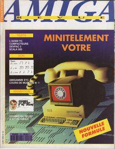 Amiga Revue 6/92