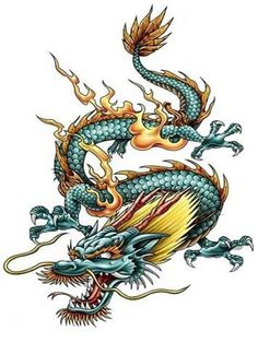 Chinese tattoos You are here Chinese Tattoos Chinese Dragons Tatt . - Chinese tattoos You are here Chinese Tattoos Chinese Dragon Tattoos - Dragon Tattoo Images, Dragon Head Tattoo, Dragon Tattoo For Women, Japanese Dragon Tattoos, Dragon Tattoo Designs, Tattoo Japanese, Neue Tattoos, Body Art Tattoos, Cool Tattoos