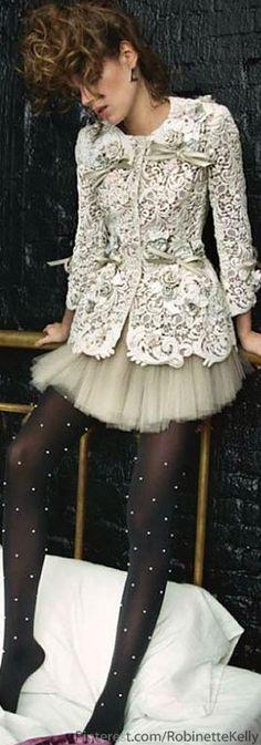 Just LOVE this jacket! Dolce & Gabbana Alta Moda S/S 2013 | Vogue Paris, May '13