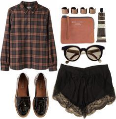 """""""sweet like chocolate"""" by rosiee22 ❤ liked on Polyvore"""