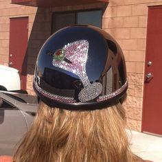 Bling Helmet Martini time~