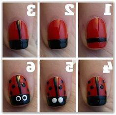Nail Art Design Easy 498